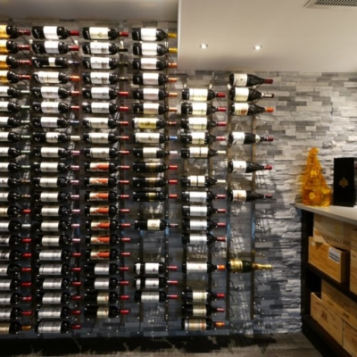 Front Wine Cellar with Rack