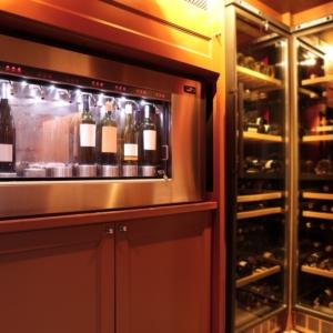 Chilled Wine Cellar