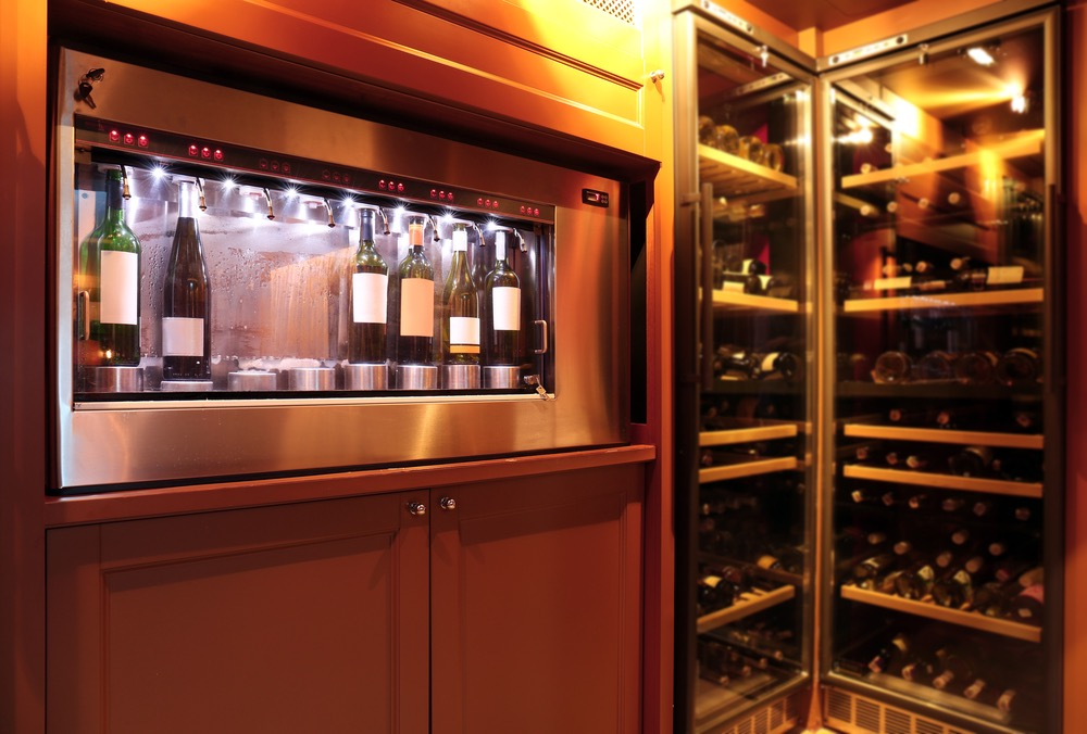 Chilled Wine Cellar